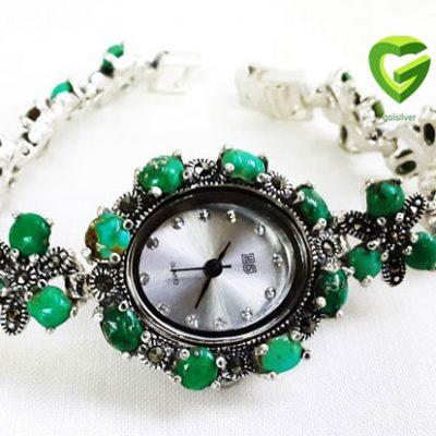 فیروزه ساعت سبز کد108