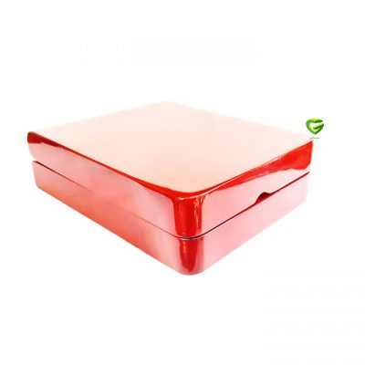 جعبه نیم سرویس قرمزکد539