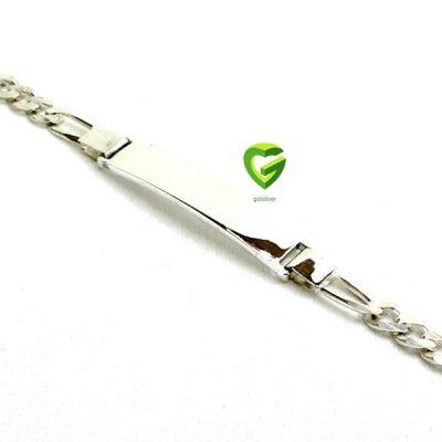 دستبند نقره کد617