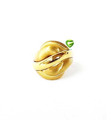 انگشترریتون طرح طلا کد1426