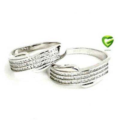 حلقه ازدواج کج کد1344