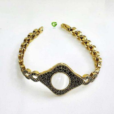 دستبندچشم گربه کد 1586