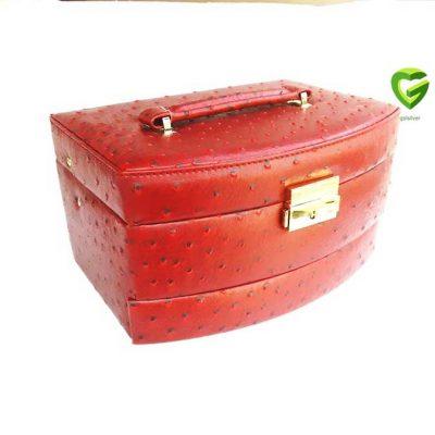 جعبه کلکسیونی قرمز کد320
