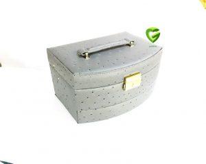 جعبه کلکسیونی طوسی کد322